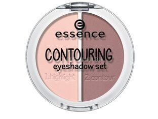 Набор теней для контуринга Essence Contouring eyeshadow set №1 mauve meets marshmallows