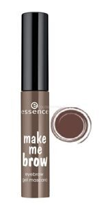 Гель для бровей Essence make me brow №02 browny