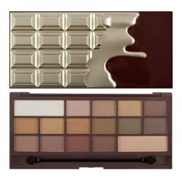 Палетка теней Makeup Revolution I heart Makeup Wonder Palette Golden Bar