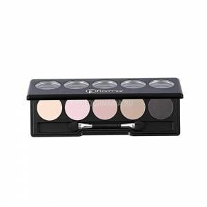 Палетка теней 5 в 1 Flormar COLOR PALETTE №08 Танец сепии